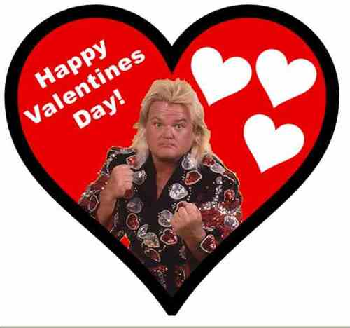 greg the hammer valentine