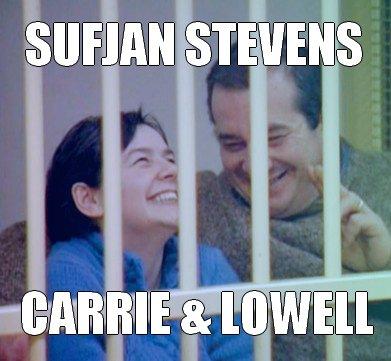 #01: sufjan stevens - carrie & lowell
